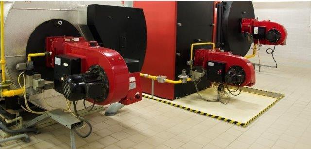 Treinamento para operação de caldeiras